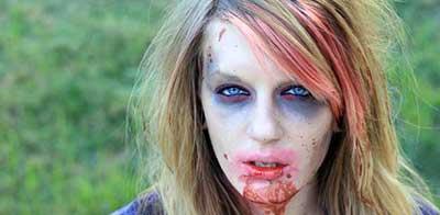 imagem da maquiagem