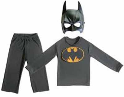 Fantasias do Batman para festas