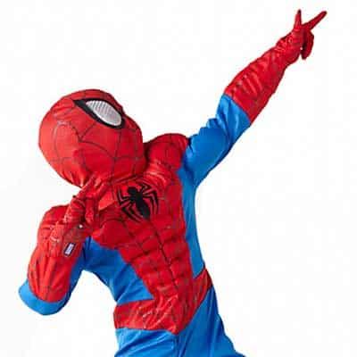 Fantasias do Homem Aranha para Crianças