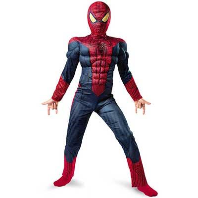 Fantasias do Homem Aranha