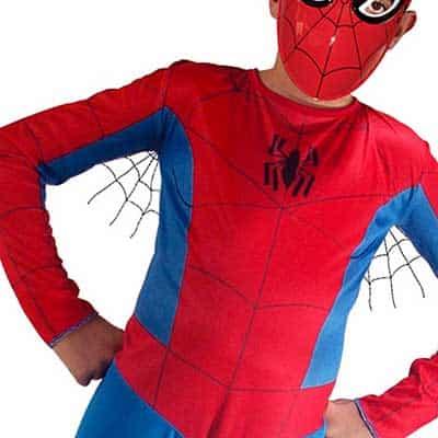 Modelos de Fantasias do Homem Aranha
