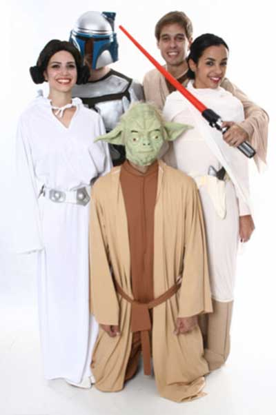 Imagens de Fantasias do Star Wars