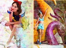 fantasias de princesas