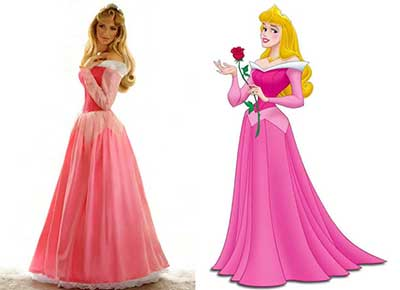 modelos de fantasias de princesas