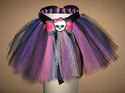 Modelos de Fantasias do Monster High