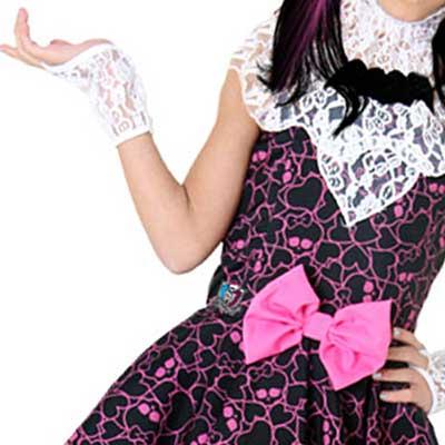 40 Modelos De Fantasias Do Monster High