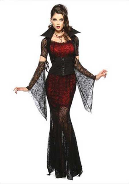 Fantasias de Vampira