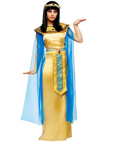 Modelo de Fantasia de Cleópatra