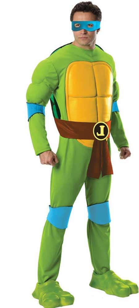 foto de fantasia da tartarugas ninja