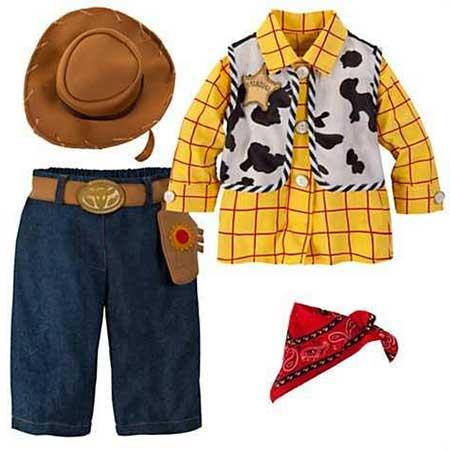 Fantasia do Toy Story Infantil para Bebê e Crianças b8e2e1498e9