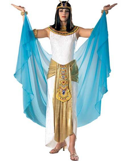 Modelos de Fantasias de Cleópatra