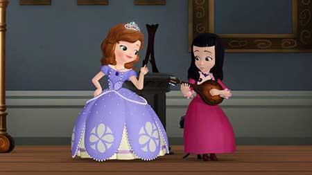 fantasias de princesa sofia