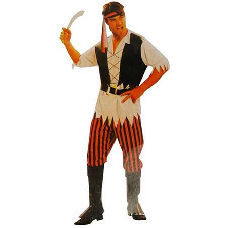 fantasias de pirata masculina