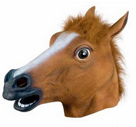 dicas de máscara de cavalo
