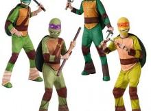 fantasia da tartarugas ninja