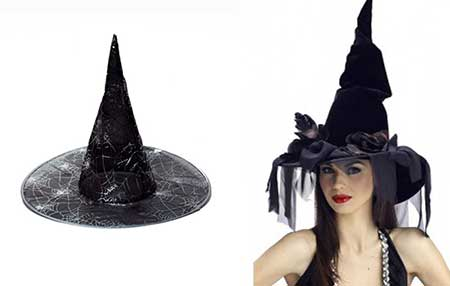 fantasia de bruxa