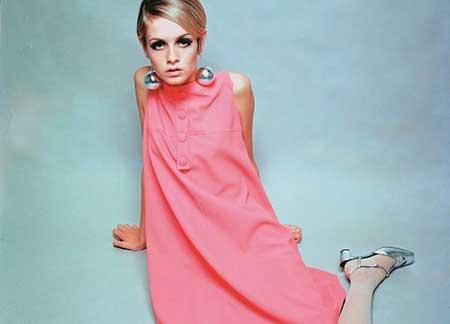 Modelos de Fantasias anos 60