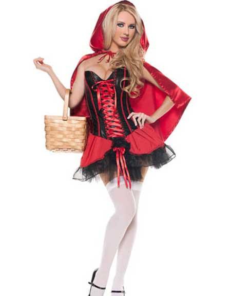 fantasia de chapéuzinho vermelho