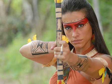 dicas de fantasias de índias