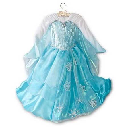 Sugestões de Fantasias de Elsa
