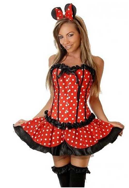 vestido de bolinhas
