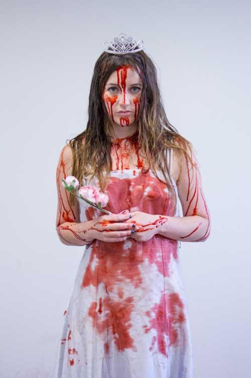 com sangue